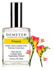 Духи «Фрезия» от Demeter