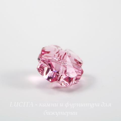 5752 Бусина - Клевер Сваровски Light Rose 12 мм ()
