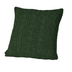 Подушка декоративная 40x40 Casual Avenue Boston темно-зелёная