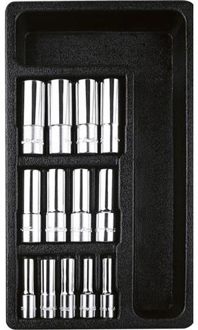 Набор инструмента в ложементе AmPro (13 предметов) T45207