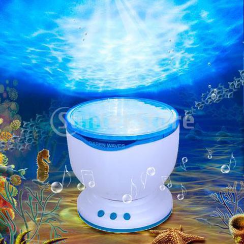 Ночник проектор Морские Волны Океана