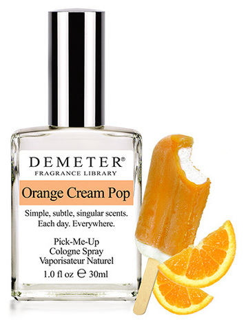 Духи «Апельсиновое эскимо» от Demeter