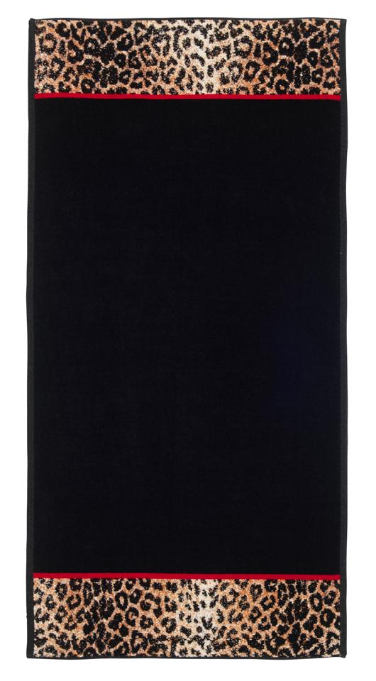 Полотенце 37x50 Feiler Wangari 10 schwarz