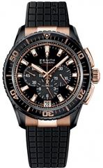 Наручные золотые часы Zenith 85.2060.405/23.R515 El Primero