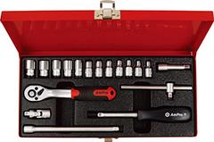Набор инструмента AmPro (18 предметов) T45010