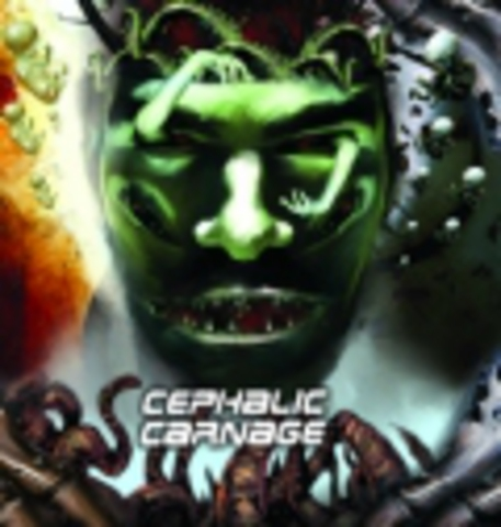 CEPHALIC CARNAGE   CONFORMING TO ABNORMALITY  2008