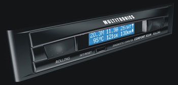 Бopтовой компьютер Multitronics Comfort Х 114 для автомобилей Ваз