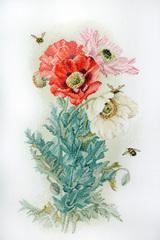 """Цветок ангелов"" по картине П.Лонгпре"