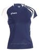 Asics T-Shirt Fanny Lady Футболка волейбольная - купить в Five-sport.ru T751Z1 5001