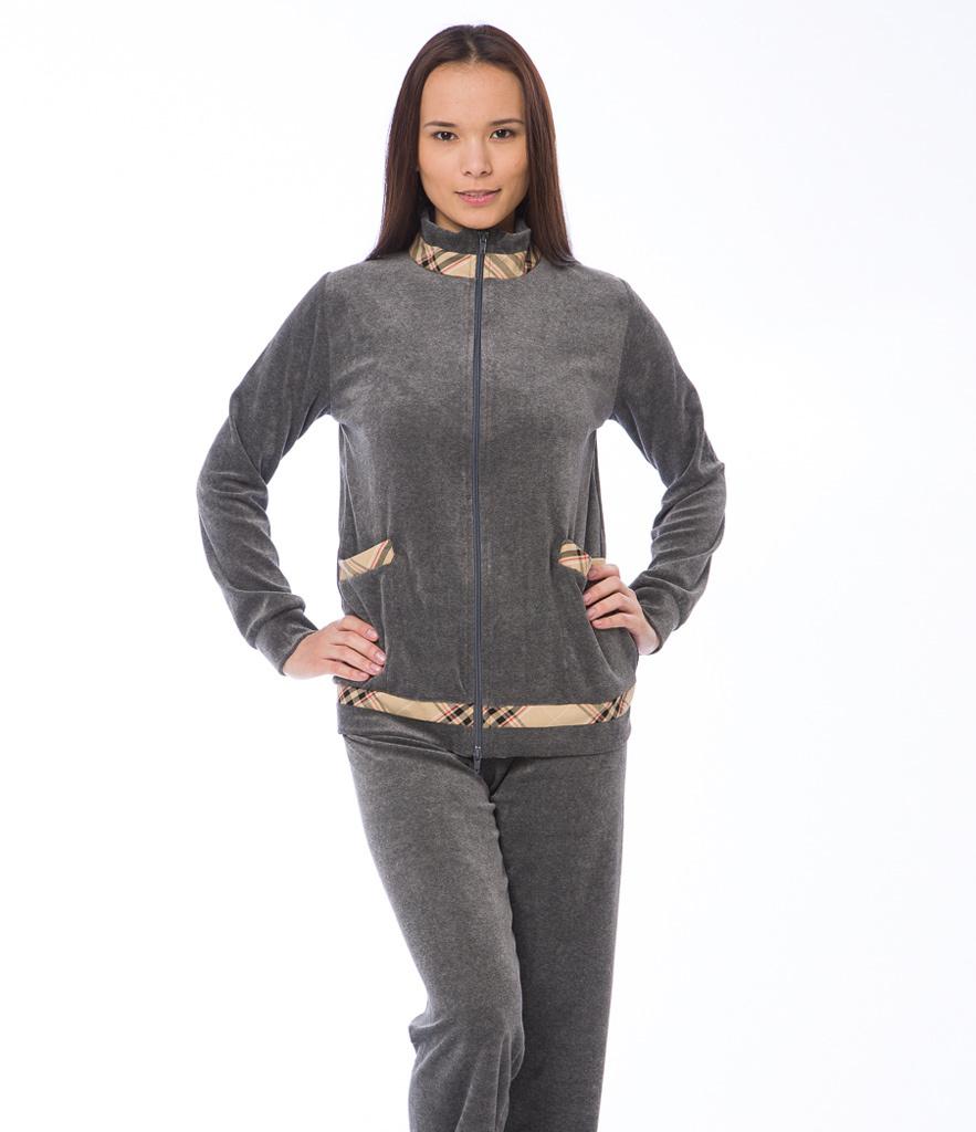 Велюровый домашний костюм Ethel