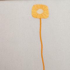 Элитная шторка для ванной Tudela C. Yellow от Arti-Deco