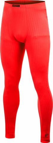 Термобелье Рейтузы Craft Active Extreme мужские красные