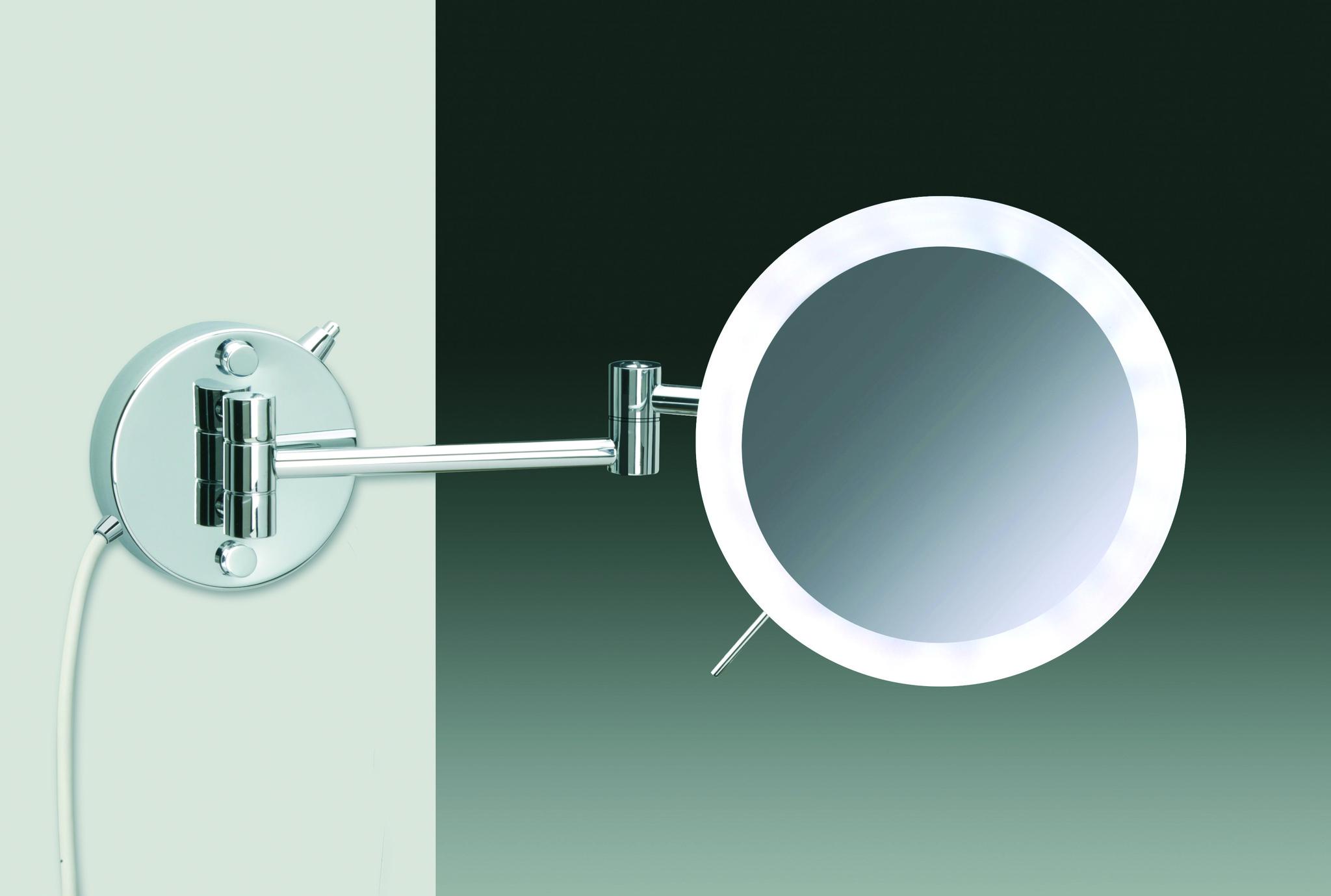 Зеркала Зеркало косметическое Windisch 99654/2CR 5XD elitnoe-zerkalo-kosmeticheskoe-996542-ot-windisch-ispaniya.jpg