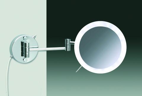Элитное зеркало косметическое 99654/2CR 5XD от Windisch