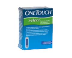 Тест-полоски One Touch Select (Уан Тач Селект) 50 шт