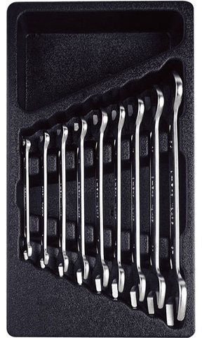 Набор инструмента в ложементе AmPro (9 предметов) T40593