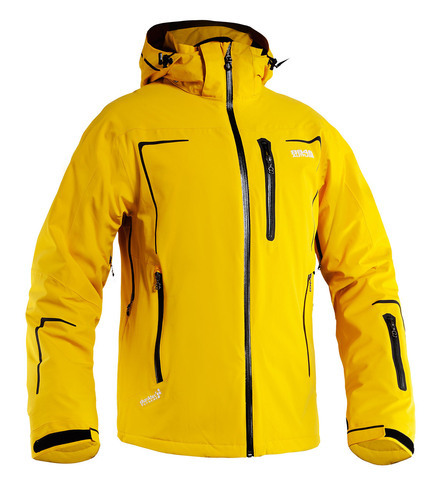 Горнолыжная куртка 8848 Altitude Vector Yellow