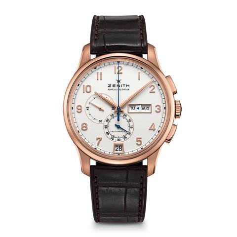 Купить Наручные золотые часы Zenith 18.2071.4054/01.C711 Captain по доступной цене