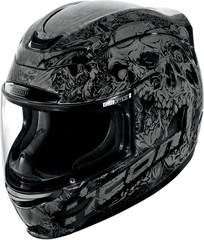 Мотошлем - ICON AIRMADA PARAHUMAN (черный)