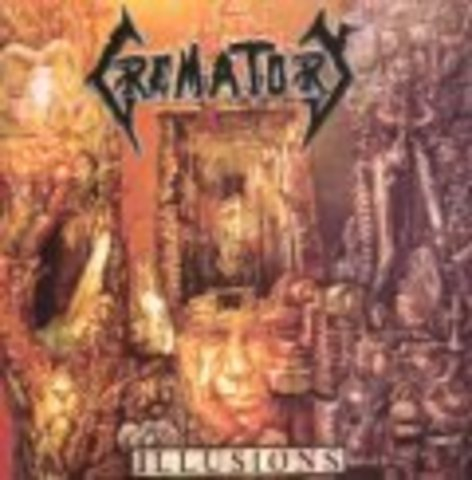 CREMATORY   ILLUSIONS +5 bonus tracks  1996