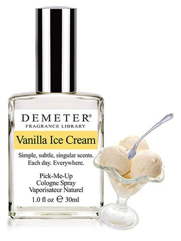 Духи «Ванильное мороженое» от Demeter