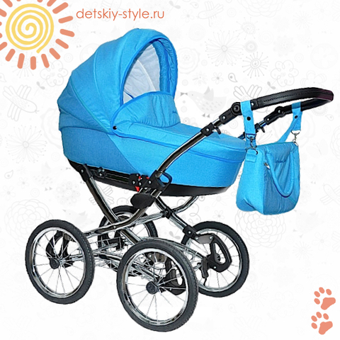 """Коляска Stroller B&E """"Maxima Line"""" 3в1"""