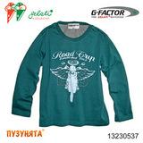 Лонгслив 13230537 green