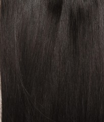 Накладка Magic Strands. Длина 60 см -1B-Темно коричневый с черным отливом