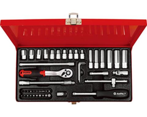 Набор инструмента AmPro (48 предметов) T45012