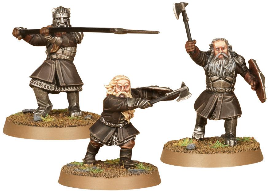 Warriors of Erebor