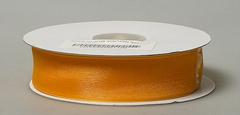 Лента органза 3см*45м оранжевый