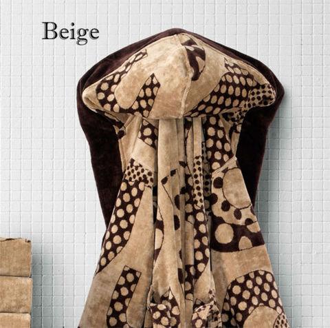 Элитный халат велюровый Seventy от Emanuel Ungaro