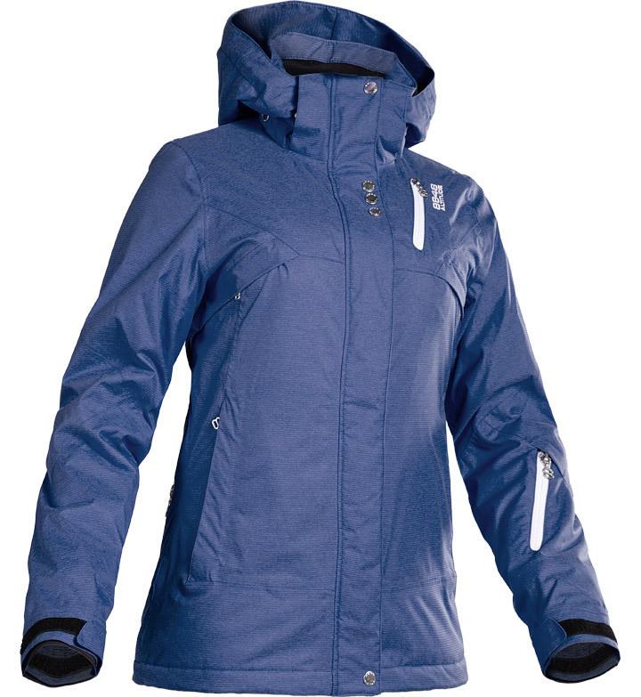 Горнолыжная куртка 8848 Altitude Carrie Jacket голубая
