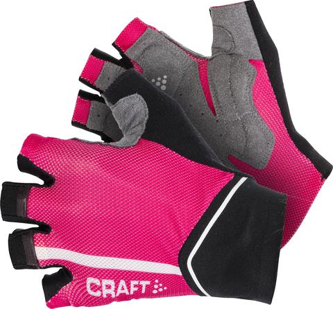 Велоперчатки Craft Performance розовые