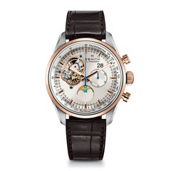 Наручные золотые часы Zenith 51.2160.4047/01.C713 El Primero