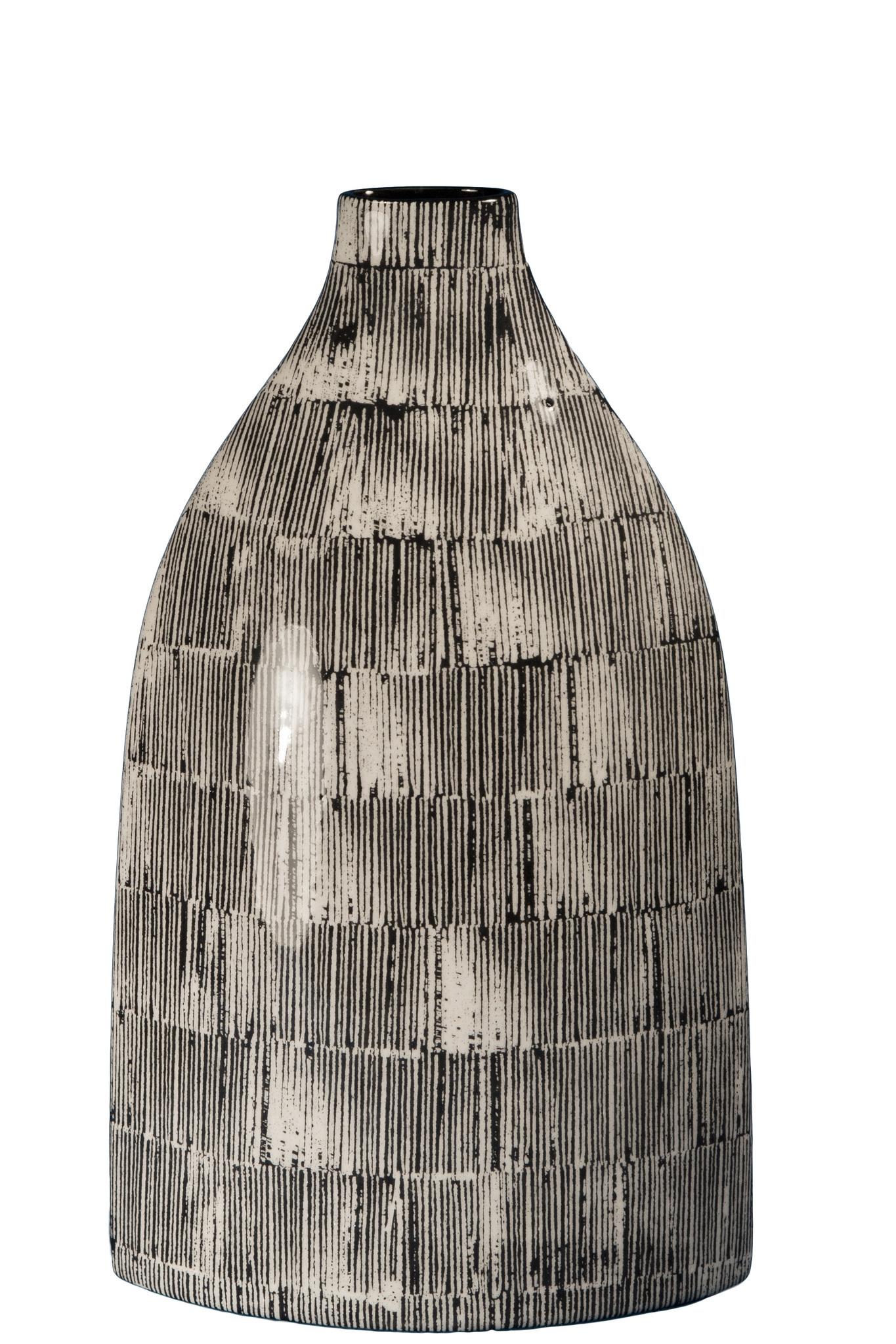 Вазы настольные Элитная ваза декоративная Dress Code средняя от S. Bernardo vaza-dekorativnaya-srednyaya-dress-code-ot-s-bernardo-iz-portugalii.jpg