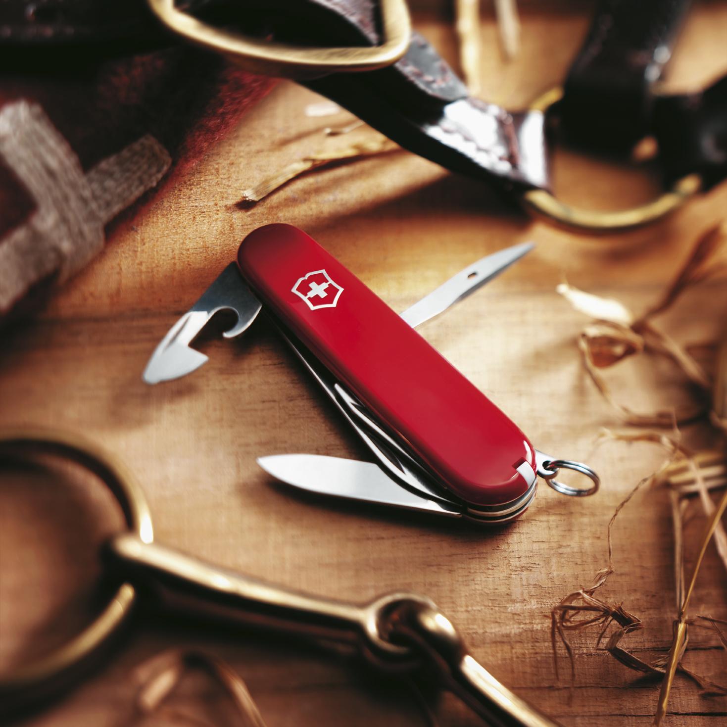 Швейцарский нож Victorinox Spartan красный (1.3603)
