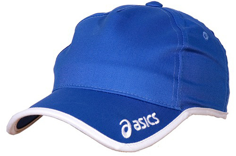 Бейсболка Asics Team Cap 5 Blue