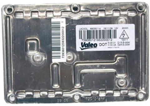 Штатный блок розжига Valeo LAD5GL (12 pin)