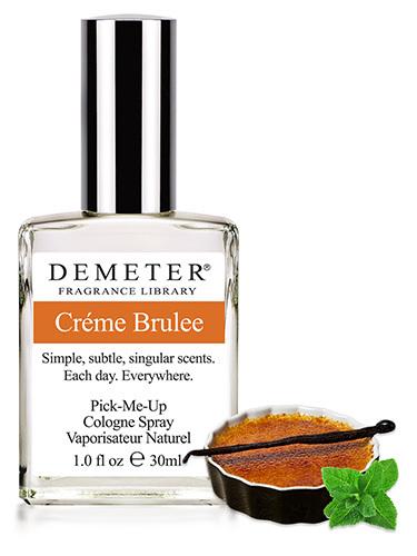 Духи «Крем брюле» от Demeter