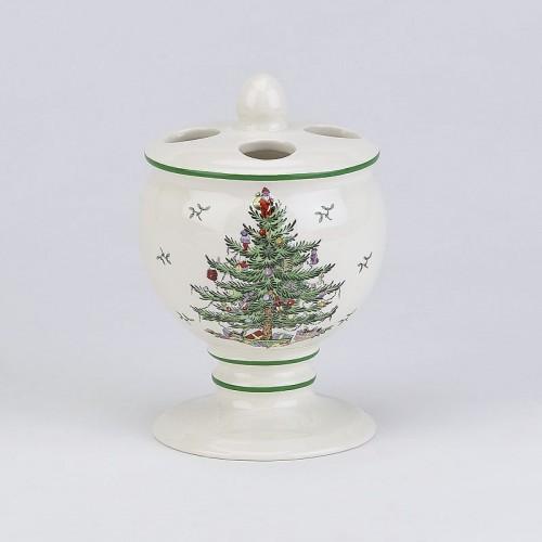 Стаканы для зубных щеток Стакан для зубных щёток Avanti Spode Christmas Tree stakan-dlya-zubnyh-schyotok-spode-christmas-tree-ot-avanti-ssha-kitay.jpg