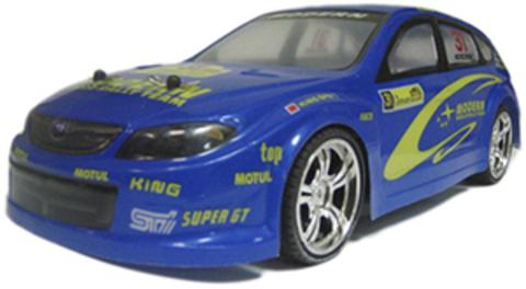 Радиоуправляемая машина Subaru Impreza хетчбэк (Drift car) (код: 828-1)