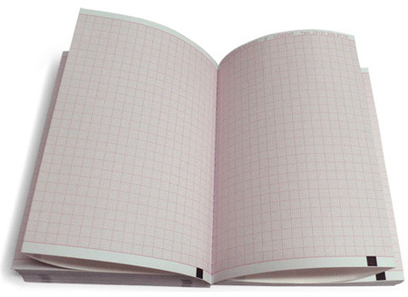 80х70х300, бумага ЭКГ для Esaote Biomedica, Schiller Cardiovit, реестр 4164/2