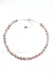 Ожерелье Арлекино классическое серебристое (нет в наличии)