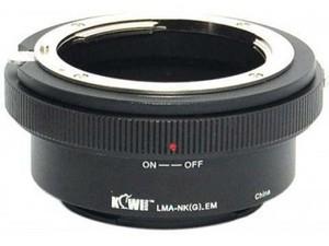 Переходное кольцо Kiwifotos LMA-NK(G) C/M для объектива Nikon G