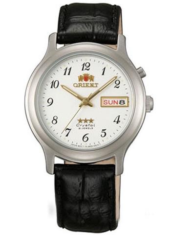 Купить Наручные часы Orient FEM02026W9 Three Star по доступной цене