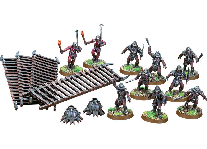 Uruk-hai Siege Troops