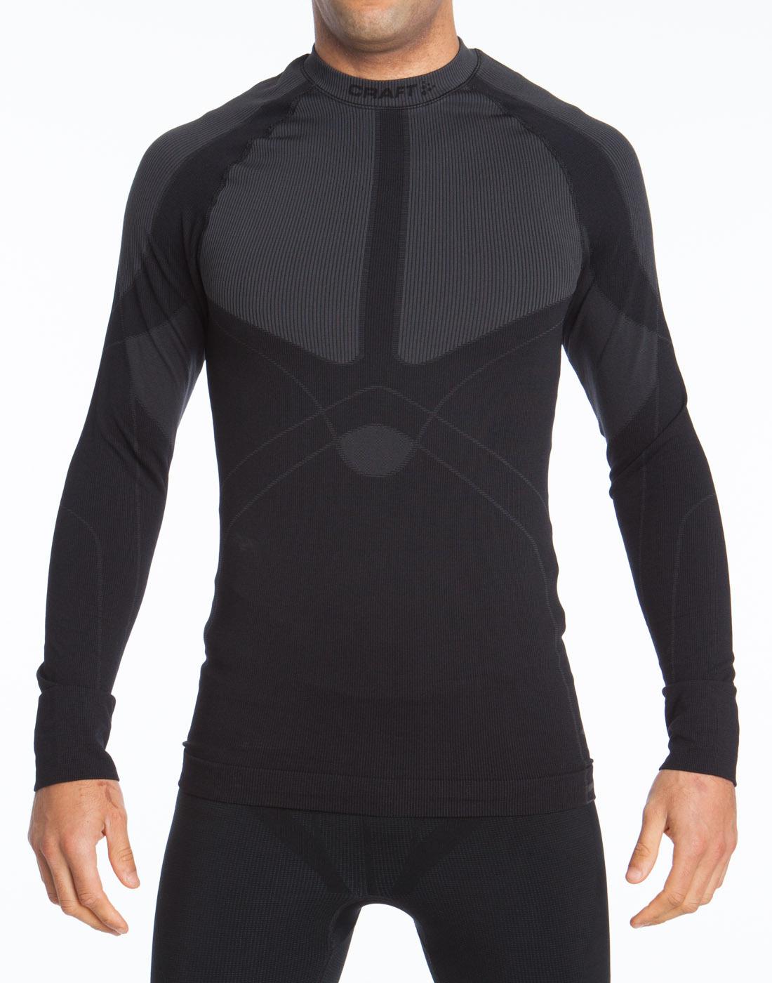 Мужская спортивная рубашка Craft Warm (1901637-9980)
