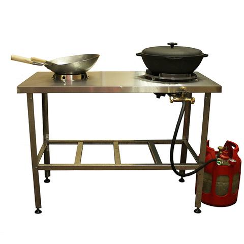 Стол для газовой горелки