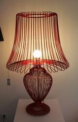 лампа Luce Nova 04-13 table lamp ( красная )